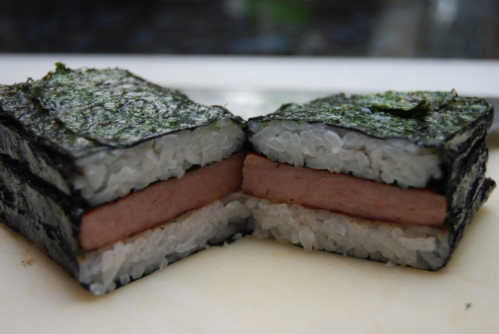 Kirkland Foodies Spam Musubi