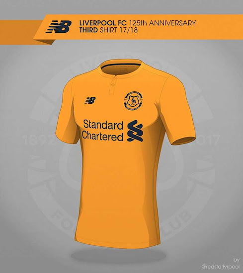 33aa71bb2 Liverpool 17-18 Third Kit Concept