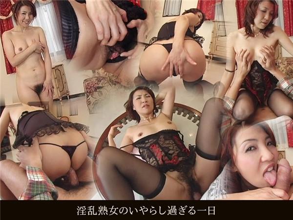 Jukujo-club 6303 熟女倶楽部 6303 淫乱熟女のいやらし過ぎる一日 第二話