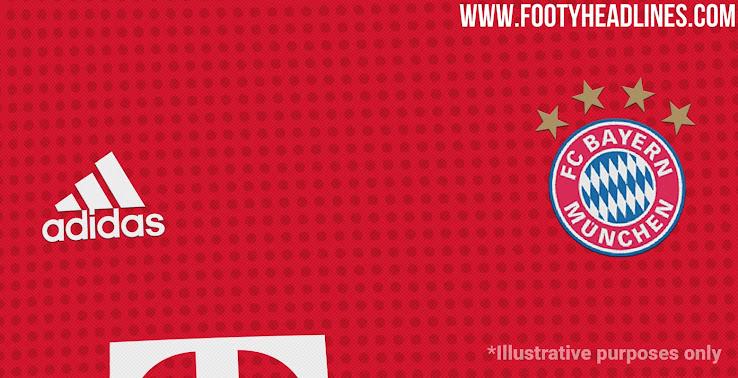 Bayern Trikot 2021 21