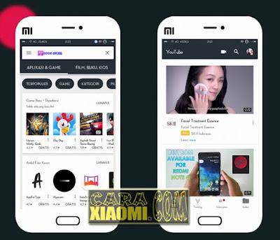 Link Download Theme MIUI Smvxck For Xiaomi Android Terbaru