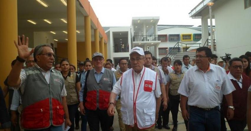 Más de S/ 150 millones invertirá el Ministerio de Educación en la región San Martín - MINEDU - www.minedu.gob.pe
