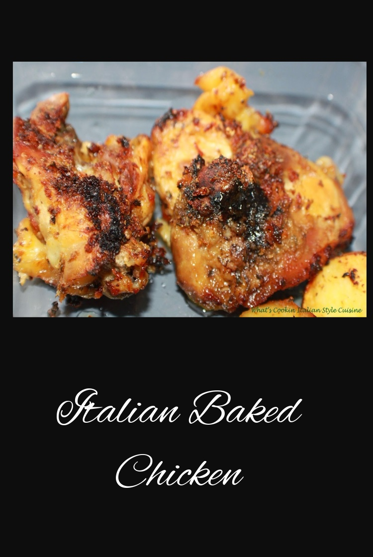 Healthier baked chicken pieces baked in the oven crispy that taste fried baked to perfection