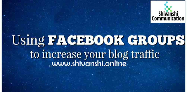 Using Facebook Groups to Get More Blog Traffic