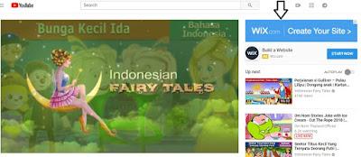 Iklan atau monetasi di Youtube