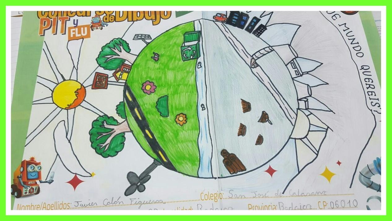 Dibujos Del Cuidado Del Medio Ambiente Finest Publicado: CALASANZRECICLA. RED ESCUELAS EMPRENDEDORAS: CONCURSO