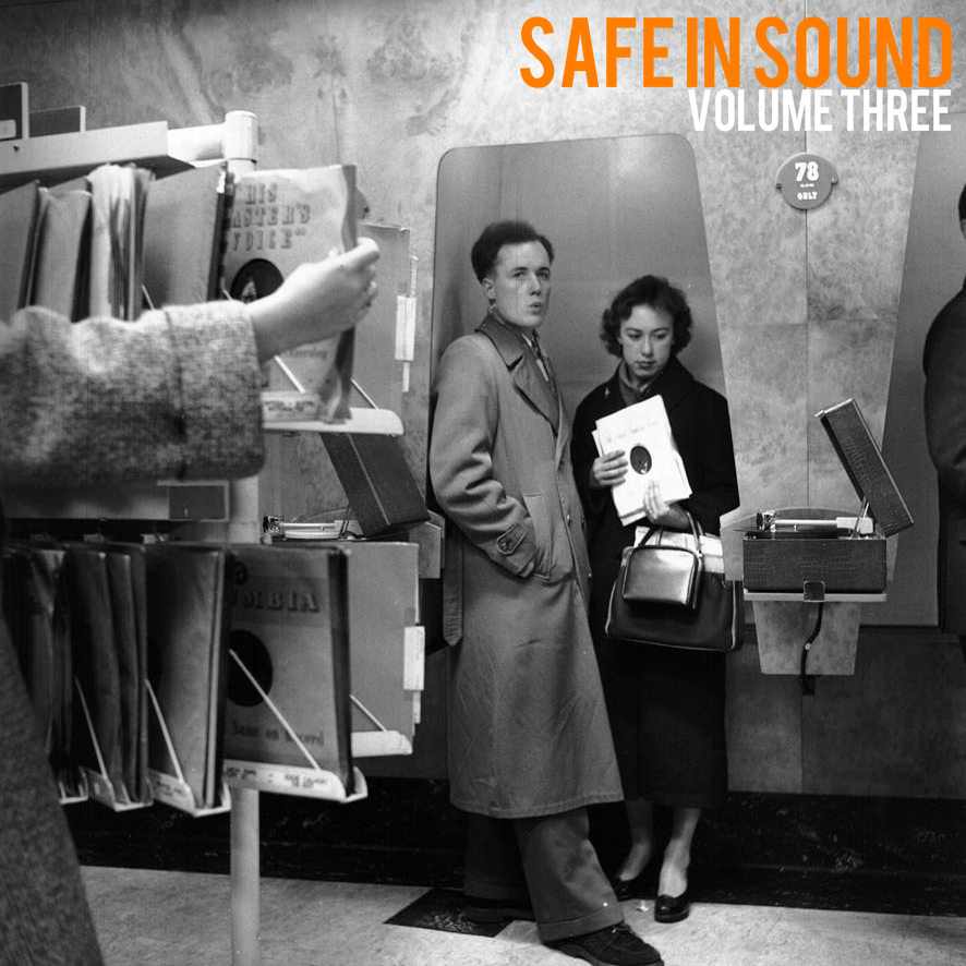 Neues von BeatPete | Safe In Sound - Volume Three Vinyl Mix