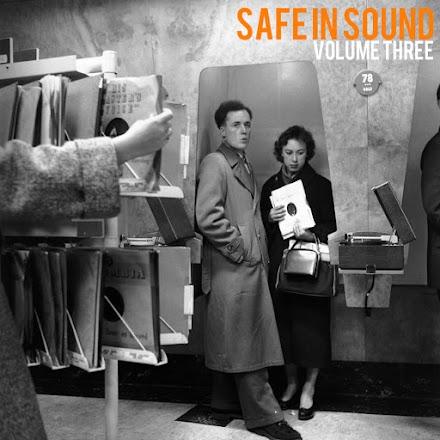 Neues von BeatPete | Safe In Sound - Volume Three Vinyl Mix