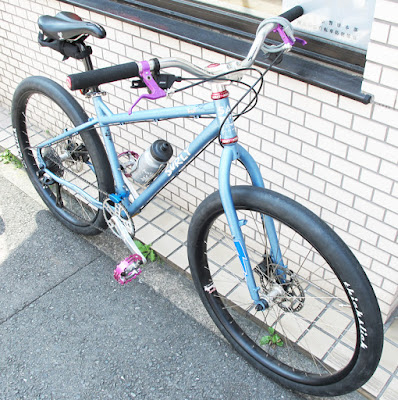 surly,troll,サーリー,トロール,シックスリック,thickslick,thomson,whiteindustries,chrisking,hunter cycles,paul,