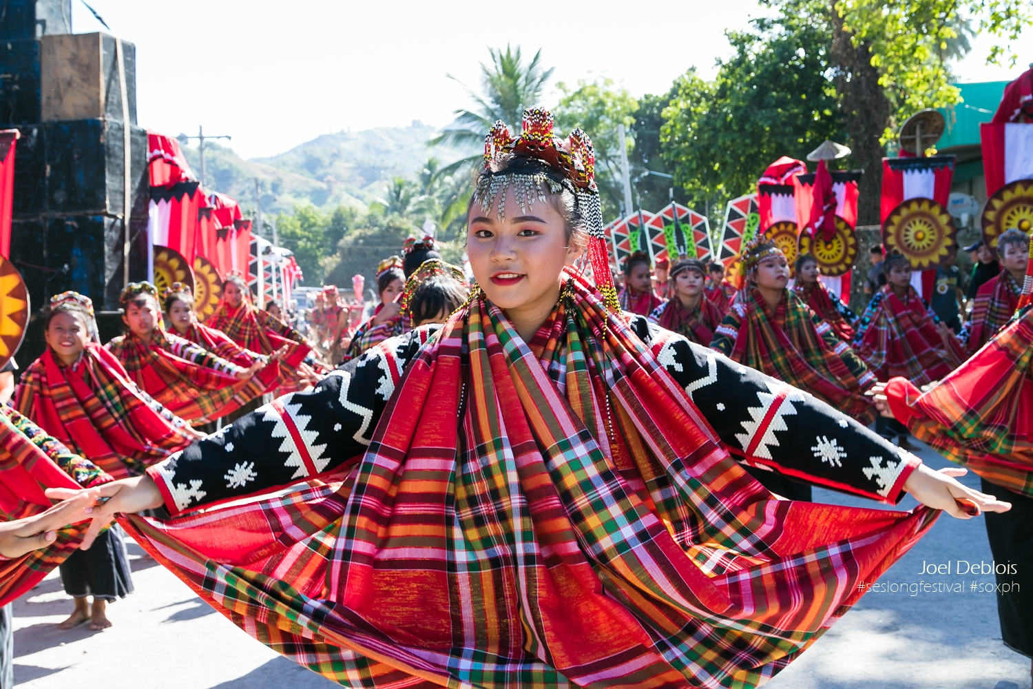 A Beautiful Tboli Girl | Seslong Festival