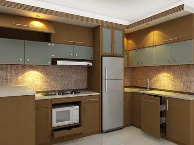 Memiliki dapur merupakan salah satu hal wajib yang harus ada di dalam  85 Model Kitchen Set Minimalis Untuk Dapur Cantik