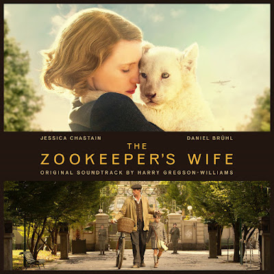 The Zookeeper's Wife Soundtrack Harry Gregson-Williams