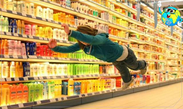 Compras, Sufoco, Humor, Cotidiano, Supermercado, Terra de Nerd