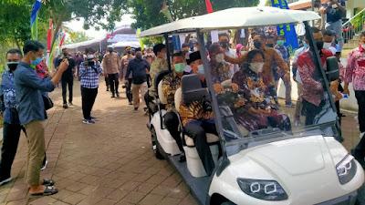 Menteri Sosial bersama Ketua Komisi VIII DPR RI Kunker ke Kabupaten Serang
