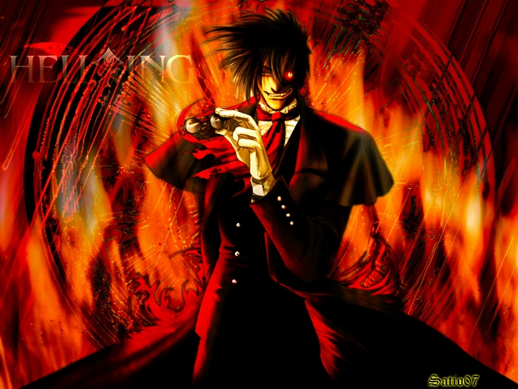 Noiserbox hellsing wallpapers - Anime hellsing wallpaper ...