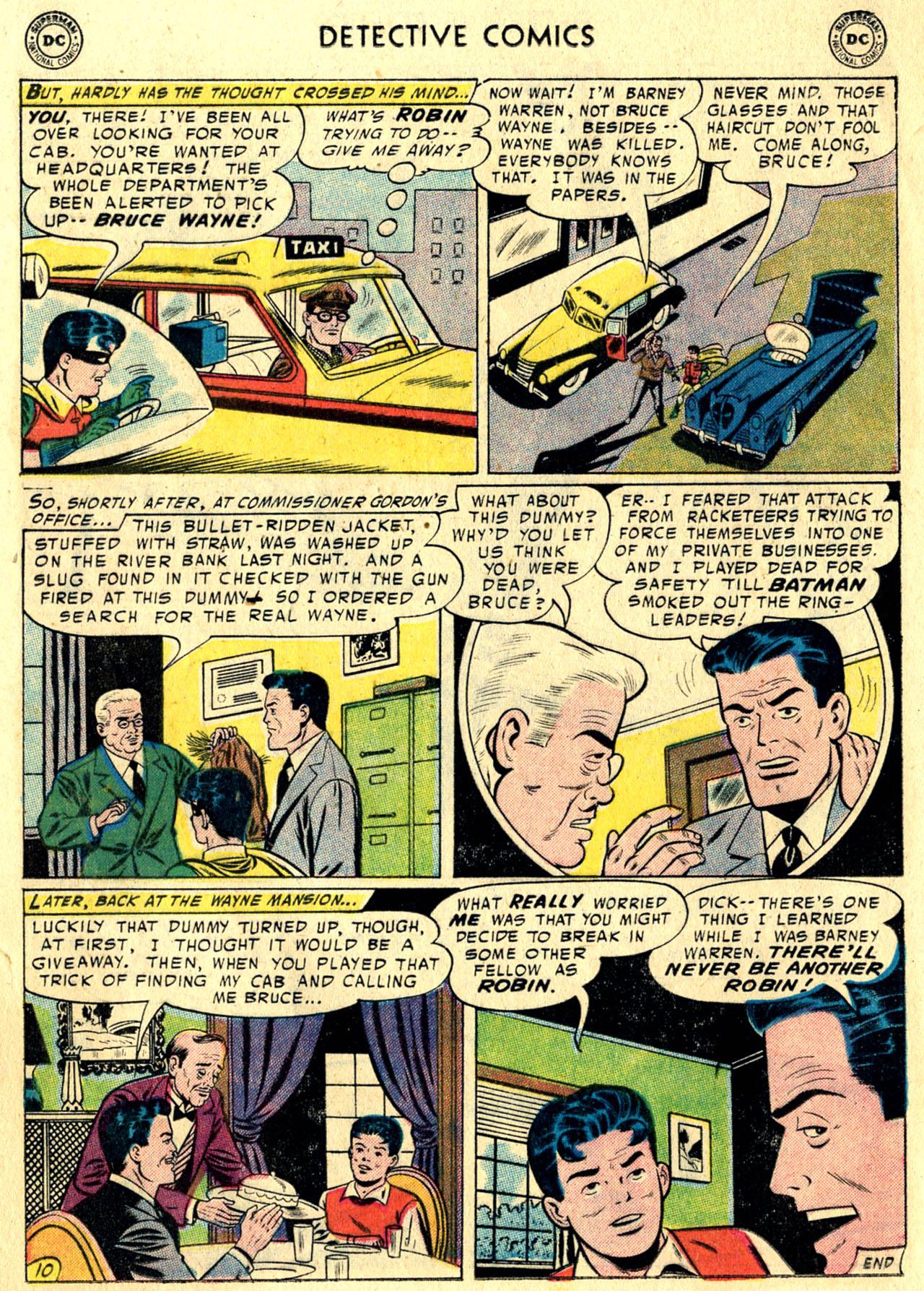 Detective Comics (1937) 237 Page 11