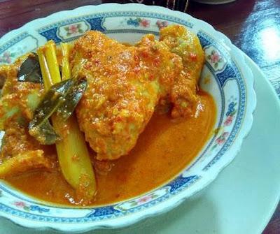 Resep Kuliner Gulai Padang Khas Kota Padang