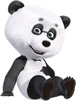 Gambar Animasi Beruang panda Masha And The Bear