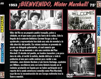 Bienvenido Míster Marshall - [1953]