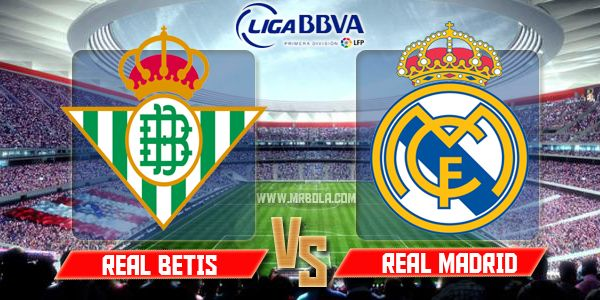 بث مباشر مشاهدة مباراة ريال مدريد وريال بيتيس اليوم الأحد 13 / 1 / 2019 الدوري الإسباني