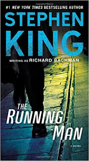 Stephen King Books, The Running Man, Stephen King Store