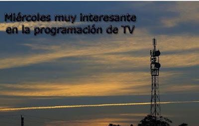 Programación del miércoles 14 de junio en la televisión