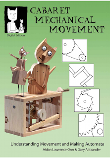 https://www.amazon.com/Cabaret-Mechanical-Movement-Understanding-Automata-ebook/dp/B00DME2XI8?ie=UTF8&keywords=cabaret%20mechanical%20movement&qid=1464378244&ref_=sr_1_1&s=books&sr=1-1