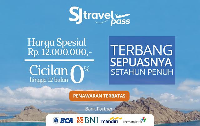 Flyer SJ Travel Pass