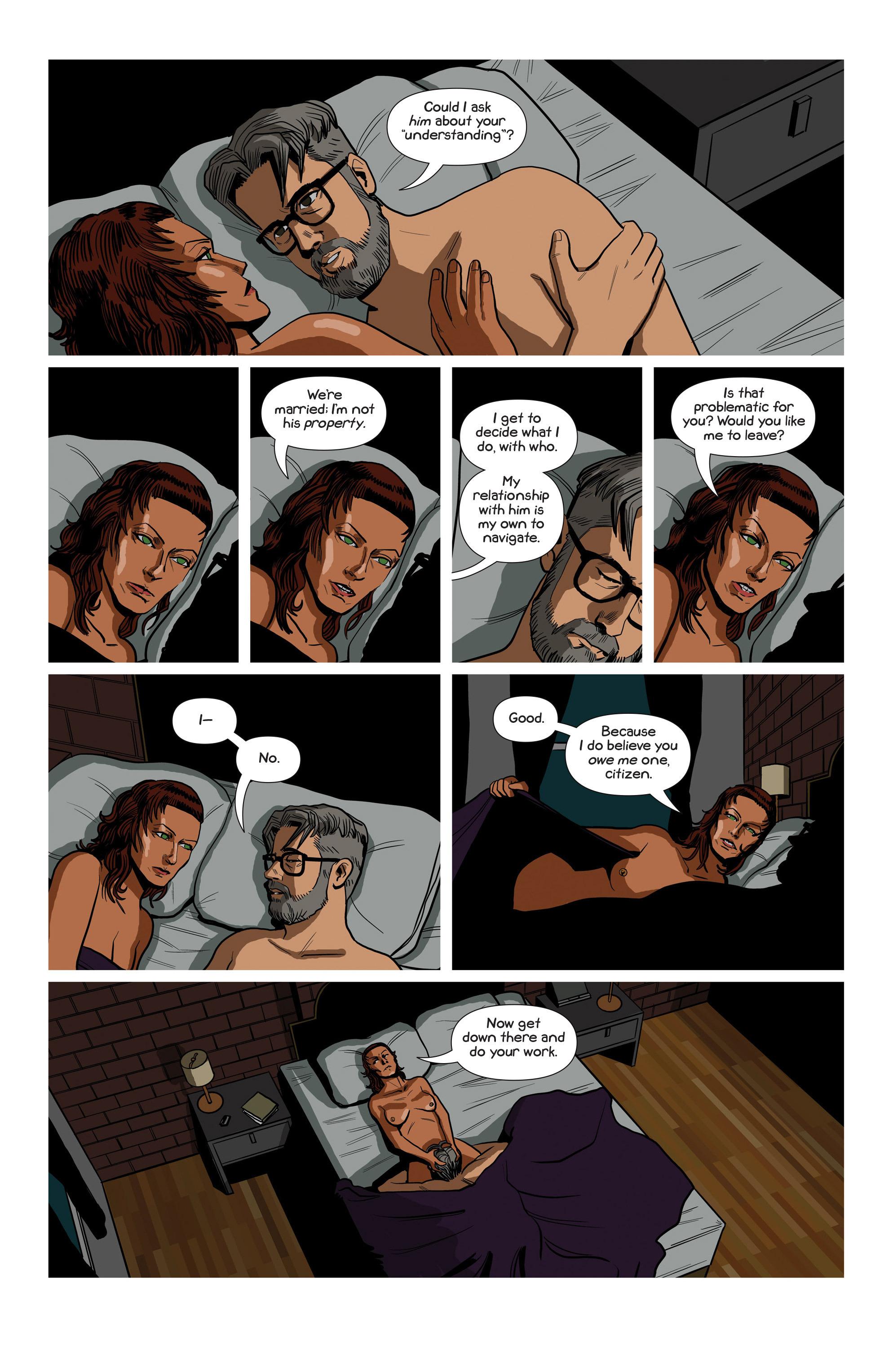 Read online Sex Criminals comic -  Issue #11 - 12