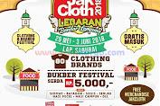 Jakcloth Bandar Lampung Lap GOR Saburai Bulan Ini