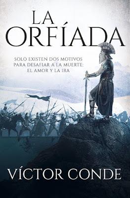 LA ORFÍADA. Víctor Conde (Fantascy - 16 Noviembre 2017) NOVELA FANTASIA libro portada