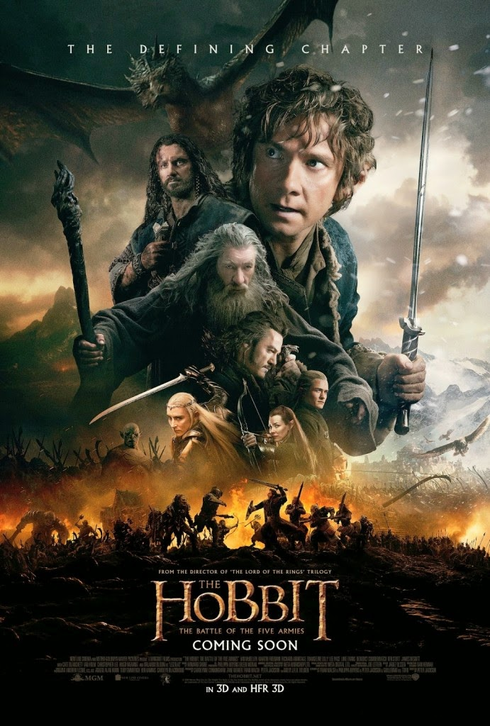 The Hobbit Sub Indo : hobbit, LibrisNotes:, Hobbit:, Battle, Armies