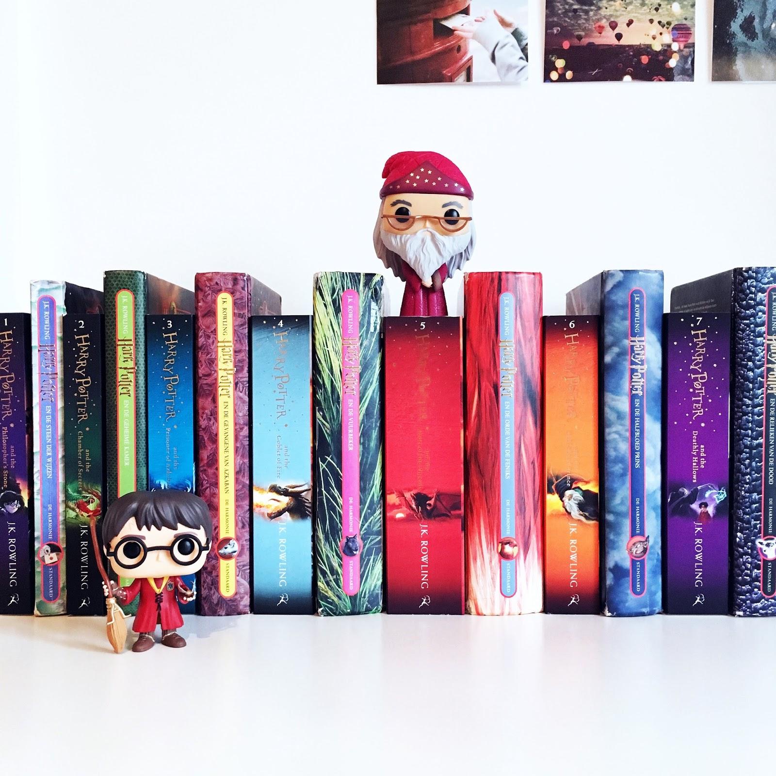 Harry Potter J.K. Rowling Dumbledore Perkamentus