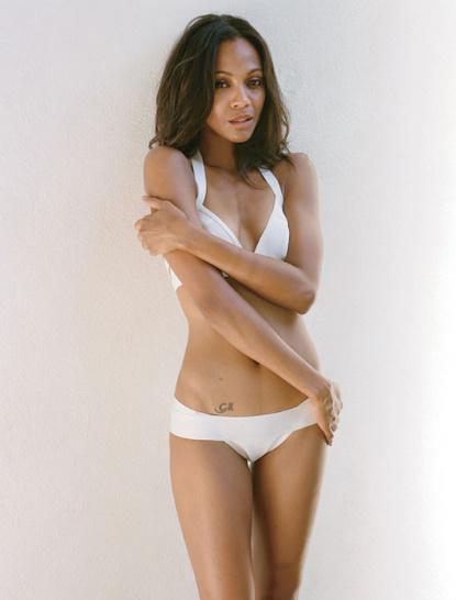 Zoe Saldana Ass 94