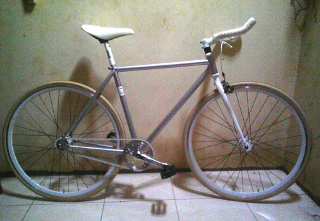 Sepeda Fixie Polygon Zenith FX | Kelebihan Sepeda Fixie | Kekurangan Sepeda Fixie | Plus Minus Sepeda Fixie
