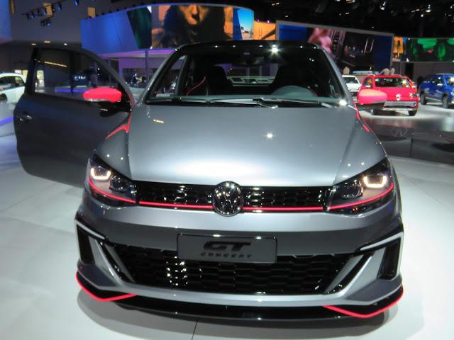 Novo VW Gol GT 2017