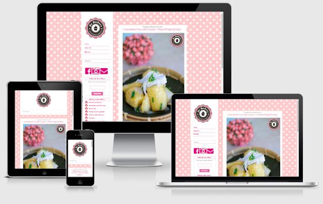 Thiết kế blog cá nhân