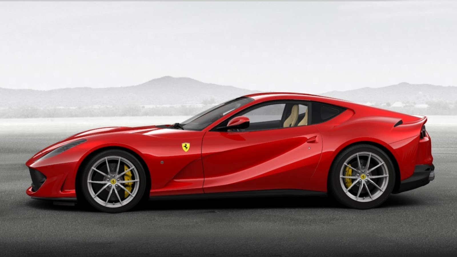 ferrari 39 s 812 superfast configurator is a great time killer carscoops. Black Bedroom Furniture Sets. Home Design Ideas
