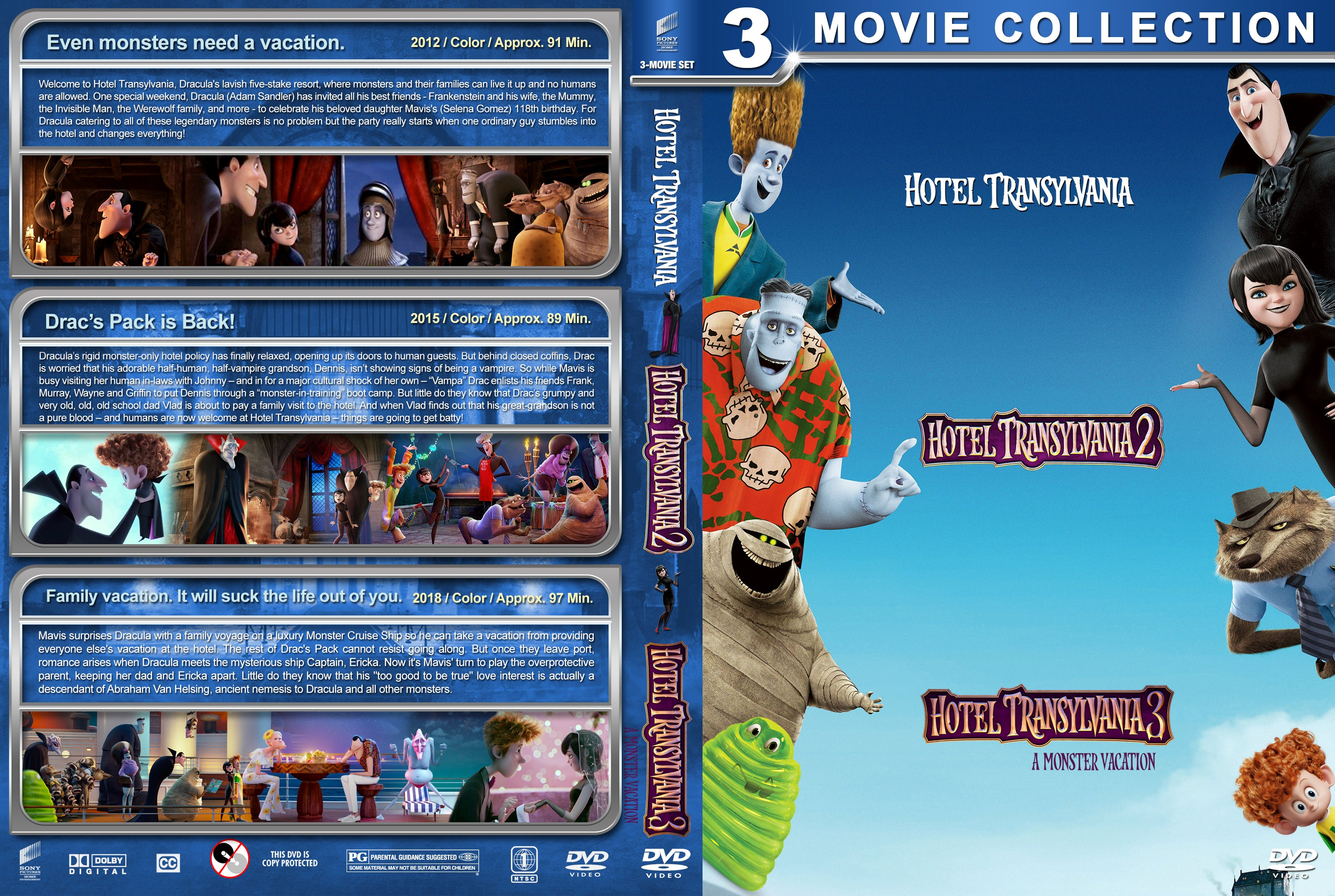 Buy This Movie AMAZON At HOTEL TRANSYLVANIA