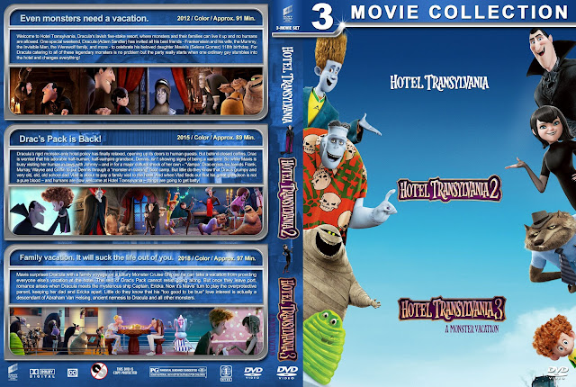 Hotel Transylvania Collection