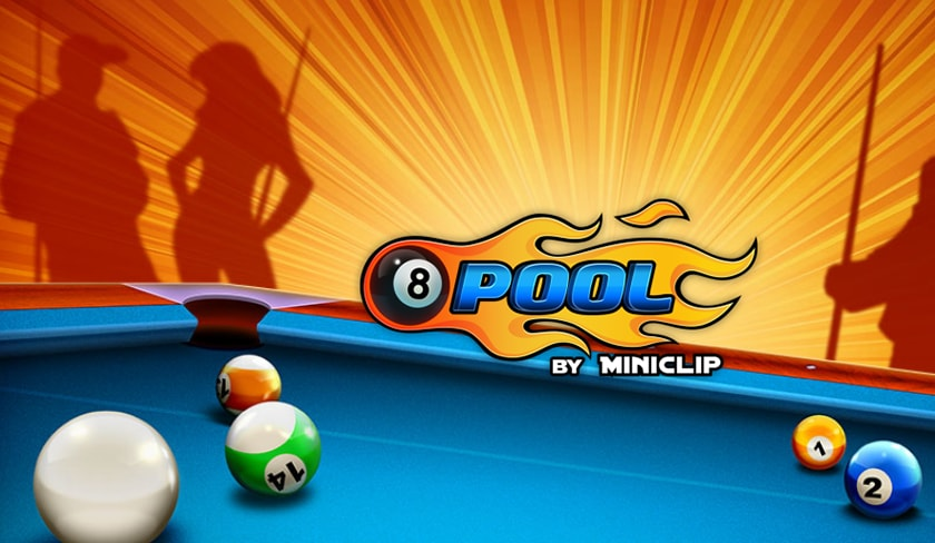Cara Mudah Pasang Game 8 Ball Pool di Blog