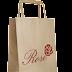 Χάρτινη τσάντα με εκτύπωση
