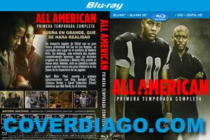 All American - Temporada / Season 01   BLURAY