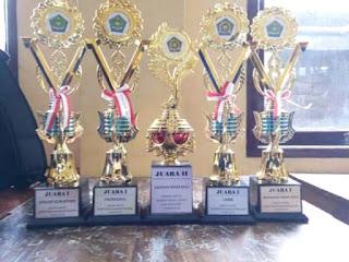 perolehan pialan PPSN kabupaten