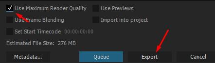 Cara Export Video di Adobe Premiere Dengan Kulaitas HD Terbaik 13
