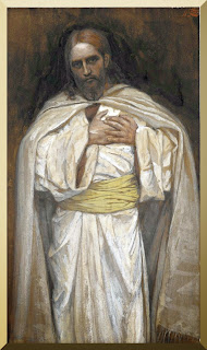 """Our Lord, Jesus Christ"" by James Tissot - PD-1923"