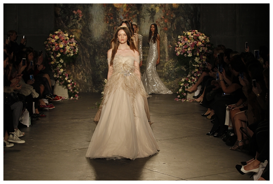 Jenny Packham S New Bridal Collection For 2016