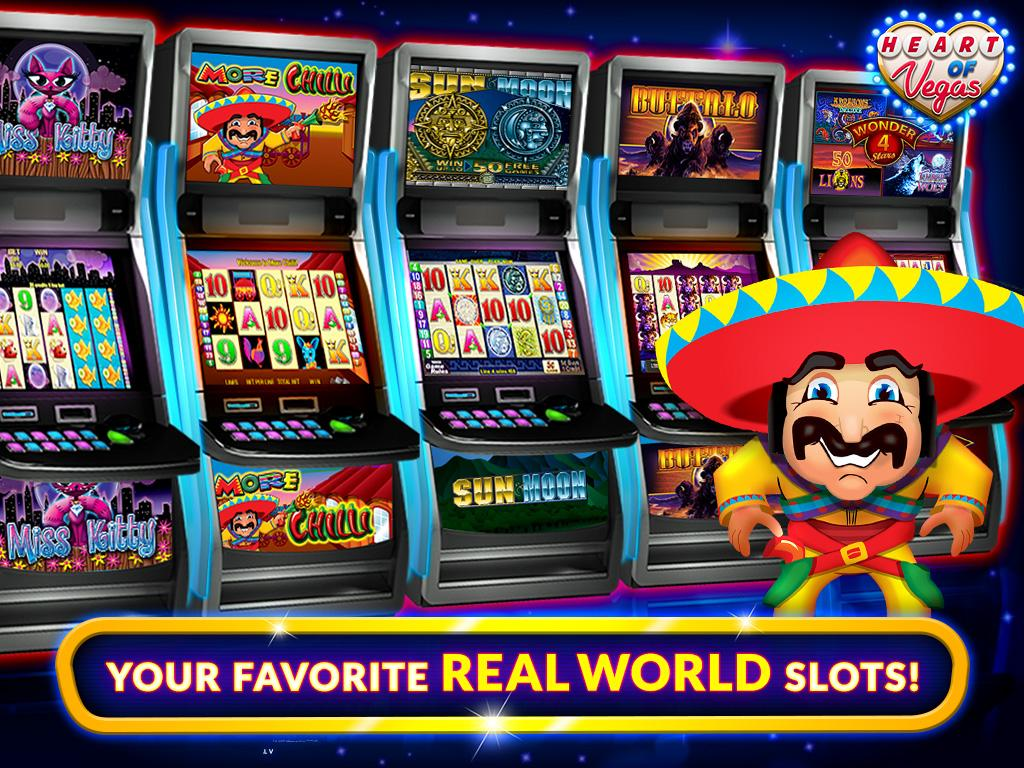 free casino games online slots with bonus blue heart