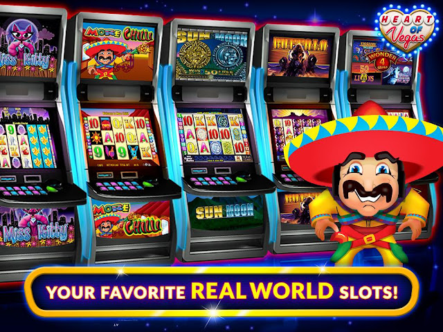 Free Download Heart Of Vegas Slots Casino Game Apps For