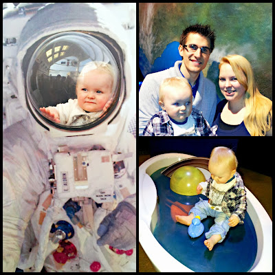 The National Space Centre, Leicester, Family Days Out, Tim Allen, Back to the moon for good, space
